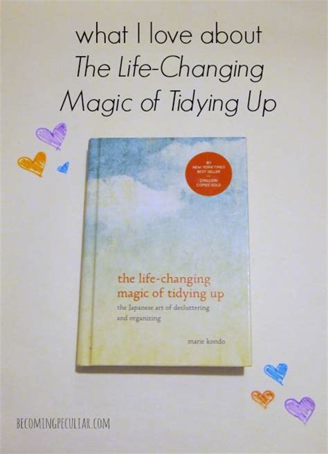 the changing of tidying up a magical story what i about the changing magic of tidying up