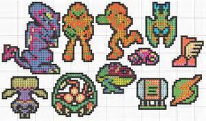 Metroid 8 bit sprites sprite stitch board view topic nes