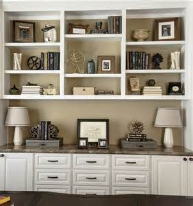 25 best ideas about shelving decor on