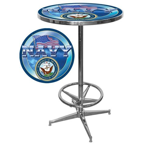 us navy pub tables for cave decor and gifts