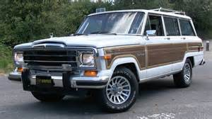 1989 jeep grand wagoneer start up test drive and in