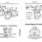 mi themes language 48 best free coloring in spanish images on pinterest