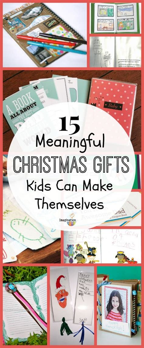 15 meaningful homemade christmas gifts kids can make