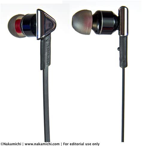 Headphone Nakamichi Bewicked Luxury Nakamichi Launches Three In Ear
