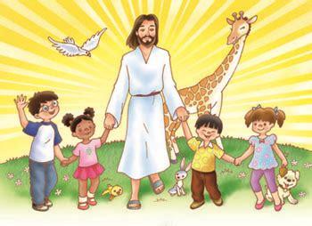 imagenes biblicas de jesus con niños image gallery ninos cristianos