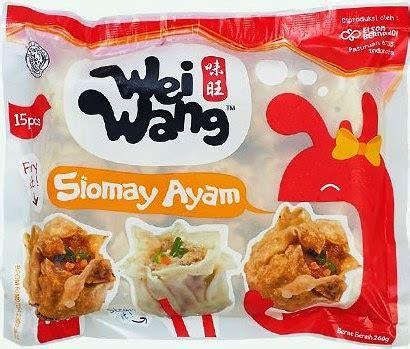 Mini Pao Ayam armera food indonesia weiwang