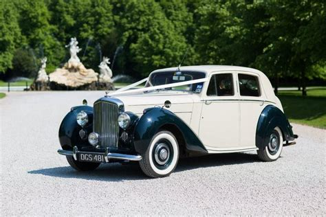 Wedding Car Buckinghamshire by Classic Bentley Mk6 Wedding Car Wedding Car Hire