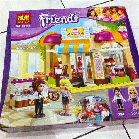 Lego Anak Cewek Lego Anak Murah Lego Friends Andrea Birthday 194 Pcs review lego friends vs kw nya catatannike parenting keluarga lifestyle dan review