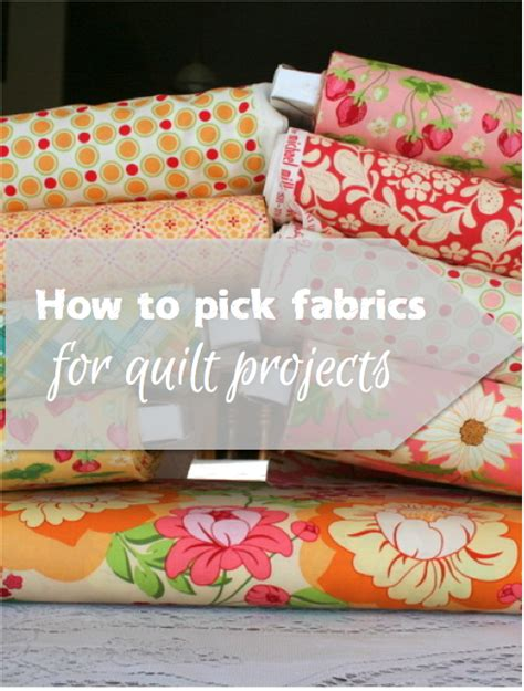 how to choose fabric for curtains how to choose fabrics for quilt projects new craft works