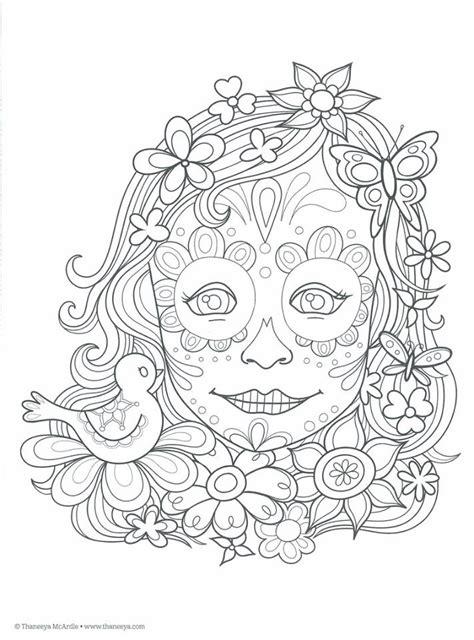 imagenes para colorear ofrendas dia muertos dibujos para colorear d 236 a de muertos