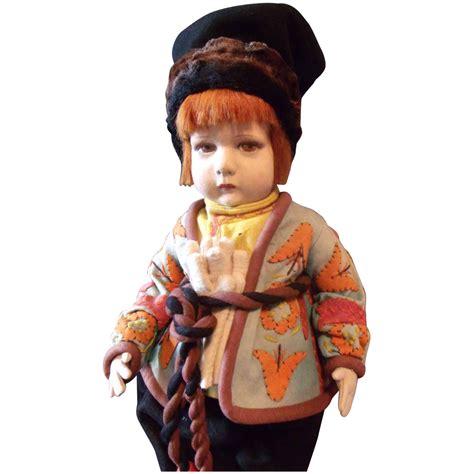 Backroom Russian italian made lenci russian boy doll from losthorizon on ruby