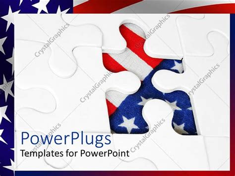 missing puzzle powerpoint template backgrounds powerpoint template white jigsaw puzzle with missing