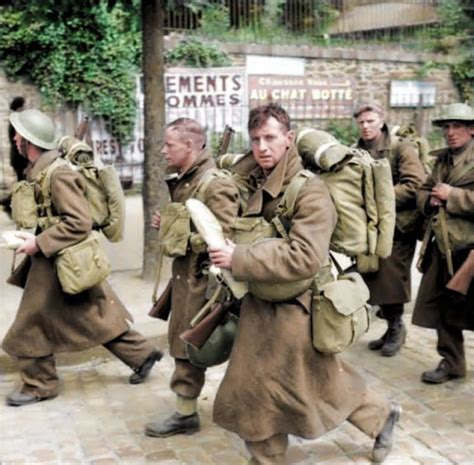 Look Who Is Coming To Brits Rescue by Stunning Colorized Photos Bring The Real Dunkirk
