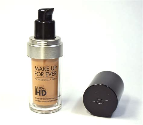 Makeup Forever Foundation make up for ultra hd foundation in y365 review swatch the junkee
