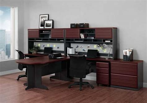 make your place creative with 2 person desk designinyou