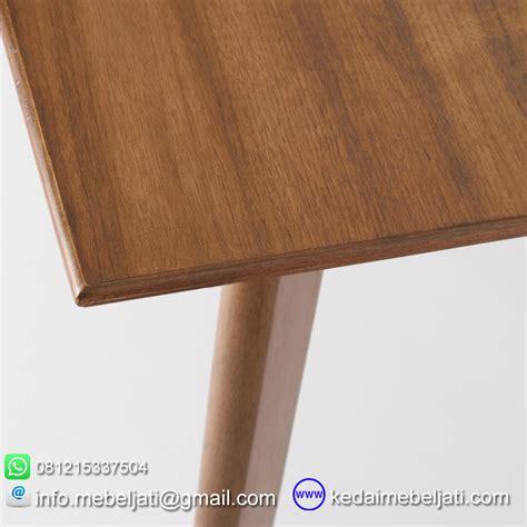 Meja Vintage beli meja makan vintage minimalis bahan kayu jati jepara