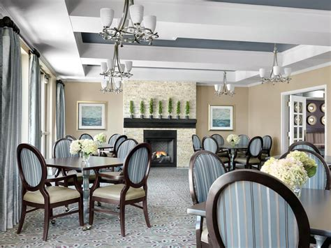 Assisted Living Dining Room by Senior Living Interior Design Senior Living