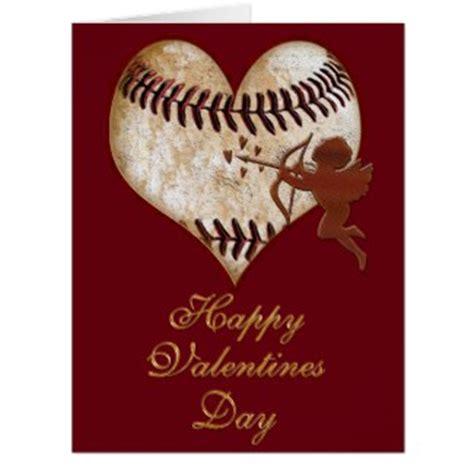 valentines baseball customizable baseball valentines day ideas for him