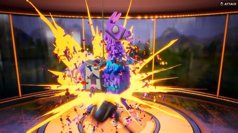 fortnite pinata fortnite review a jumbled mess of awesome fortnite