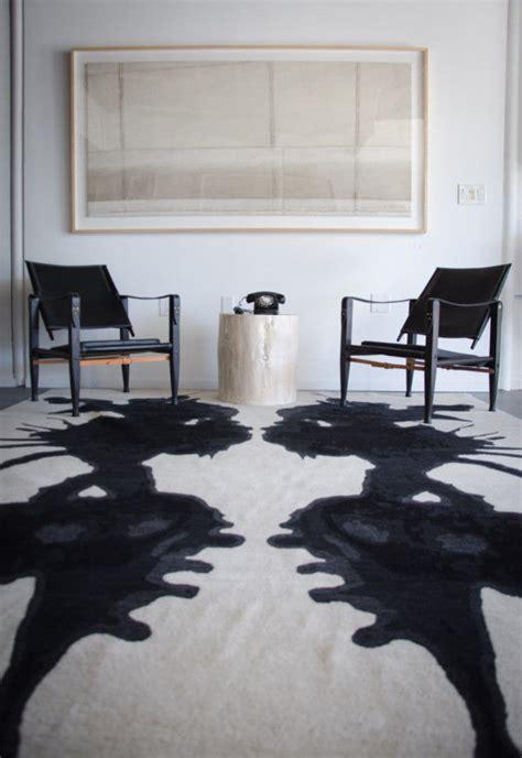 psychology rug inkblot rug collections inkblot tests