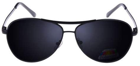 Kacamata Pria Kotak Hitam kacamata hitam polarized black gray jakartanotebook