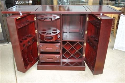 wine servers and bar cabinets handcarved rosewood liquor and wine cabinet bar server