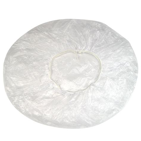 Plastic Shower Caps by Shower Caps Free 200pk Portz Cosmetic Supply