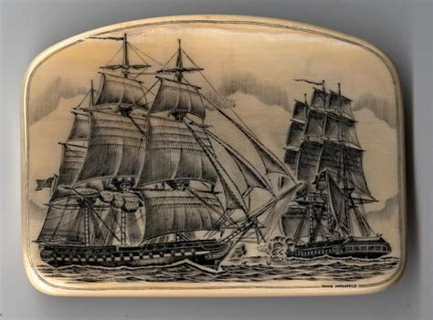 scrimshaw an form travel photos by galen r 105 best images about possible bags powder horns skrimshaw