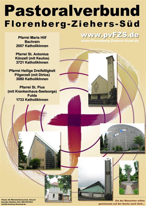 Plakat Xl by Juni 2005 St Antonius Und St Pius