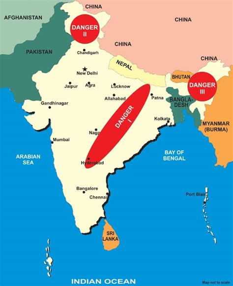 of india the three dangers to india 187 indian defence review