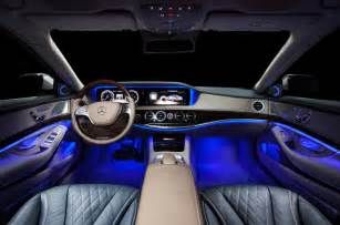 Inside A Mercedes Mercedes S Class Richard Pardon Car And Portrait