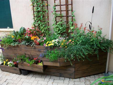 Planter Des Pensées En Jardiniere by Am 233 Nager Une Jardini 232 Re Astuces Bricolage