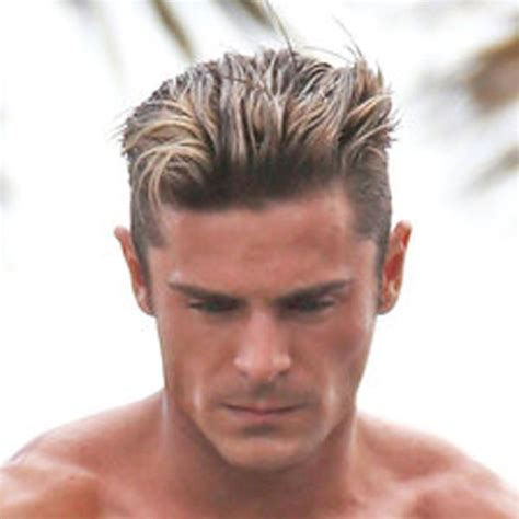 hairstyles zac efron zac efron baywatch hair how to get the haircut mens
