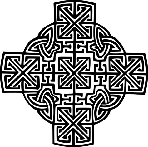 celtic pattern png clipart celtic inspired design