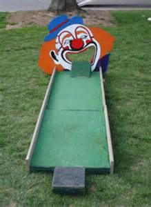 Backyard Water Slides Kids Mini Golf Rentals 9 Hole Mini Golf Mini Golf Balls
