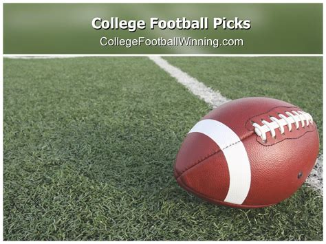 football powerpoint template free college football picks by steve g issuu