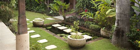 bali style landscaping residential commercial bali