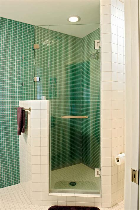 small bathroom ideas fine homebuilding fitting a shower in a small bath floorplan fine homebuilding