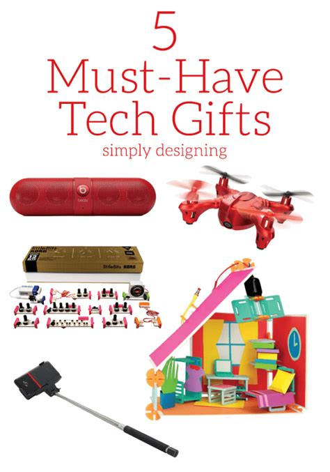 Gifts For Everyone Hanukkah Must Haves by 5 Must Tech Gifts