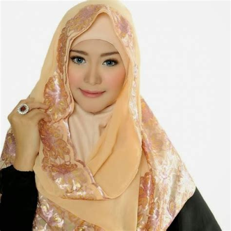 Pashmina Babydoll Georgettejilbab Terbaru foto jilbab pashmina chiffon georgette shawl foto 5