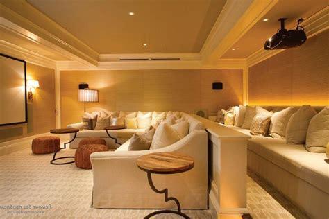 media room lighting 50 creative home theater design ideas interiorsherpa