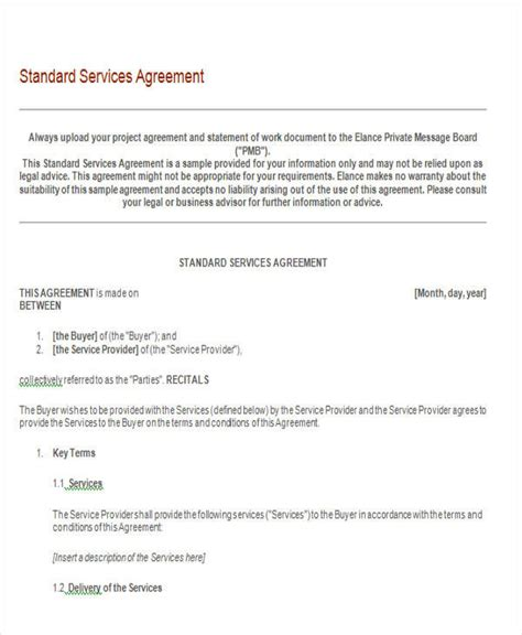 43 simple agreement forms