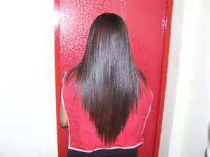 coupe cheveux degrade en v