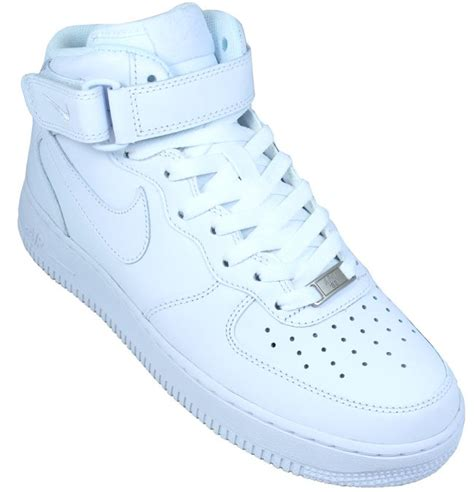 nike air 1 hi top white landau store