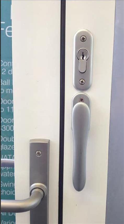 Bifold Door Lock by Bifold Door Bolt Options And Correct Operation Nuline Windows