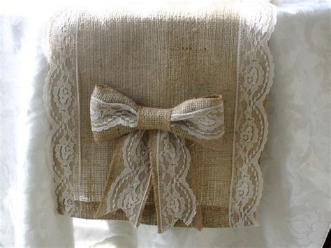 Burlap Table Runner With Lace by Burlap And Lace Table Runners Country Weddings Shabby