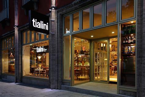 tialini restaurant northern lighting