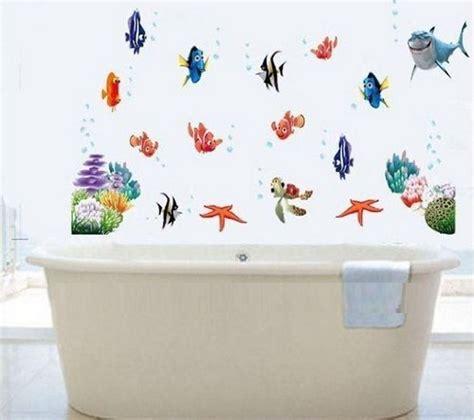 Wandtattoos Für Badezimmer by Wandtattoo Bad Fische Reuniecollegenoetsele