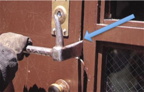 Outward Swinging Exterior Door Forcing Outward Swinging Steel Doors Engineering