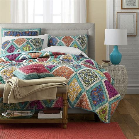 bohemian quilt bedding boho chic bedding sets bohemian style bedding are comfy